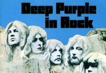 Copertina Deep Purple In Rock
