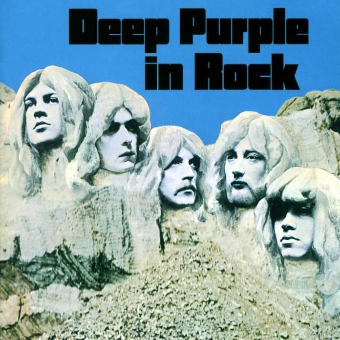 Copertina Deep Purple In Rock