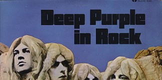 Copertina Deep Purple In Rock Messico