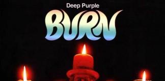 Copertina Deep Purple Burn Fronte