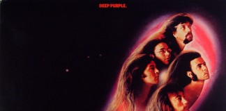 Copertina Deep Purple Fireball