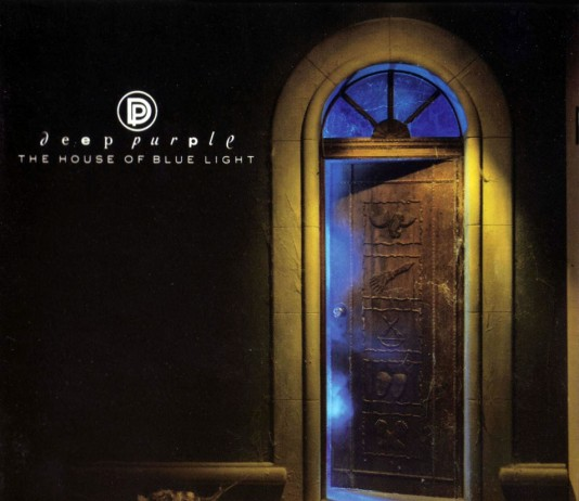 Copertina Deep Purple The House Of Blue Light