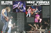Deep Purple Italia Flash
