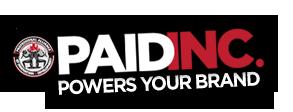 Logo di Paid Inc