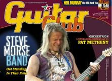 Steve Morse - Guitar Club Magazine Marzo 2010