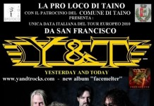 Y&T Live a Taino 2010