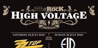 High Voltage Festival 2010 Londra