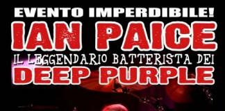 Ian Paice Highway Star Sospiro Cremona