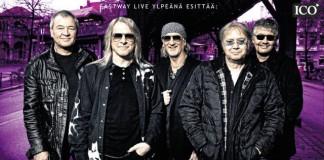 Deep Purple Uriah Heep Finlandia 2016