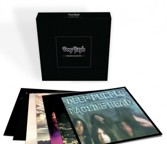 Deep Purple The Vinyl Collection
