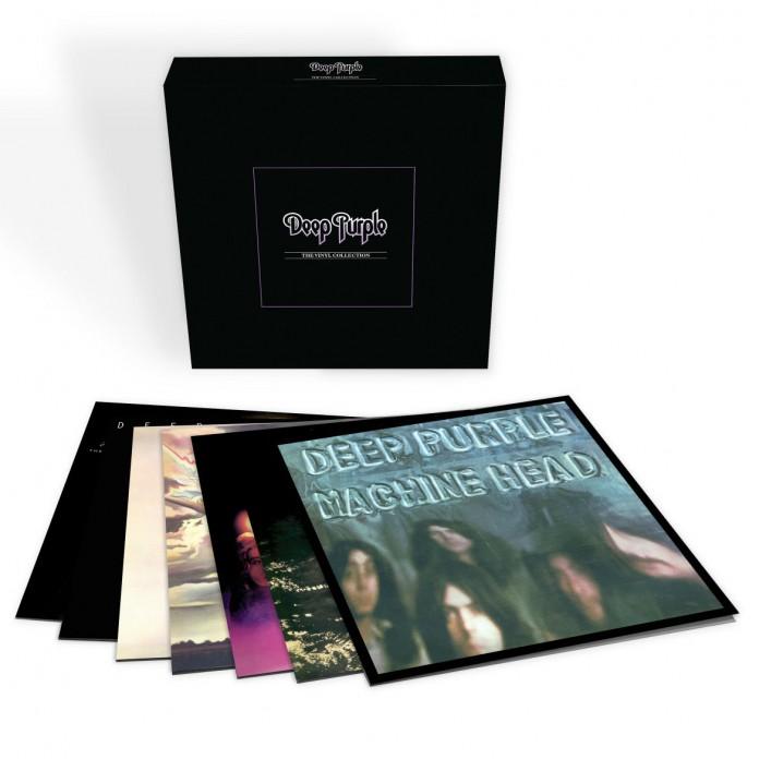 Deep Purple The Vinyl Collection