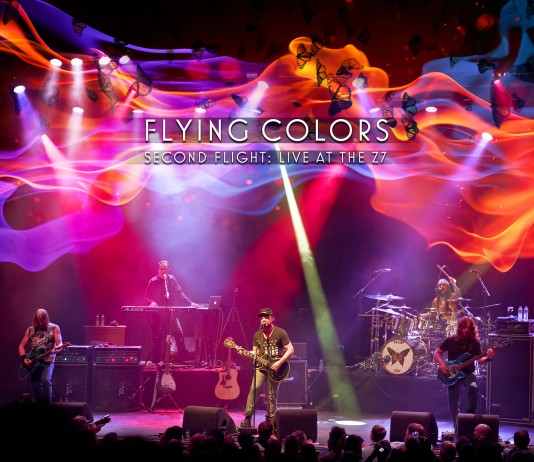 Flying Colors - Second Flight Live At The Z7