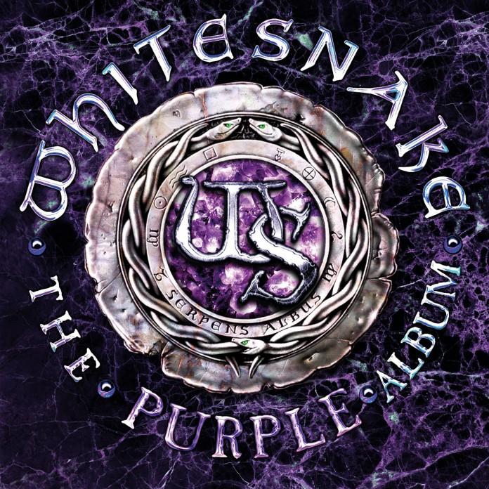 Copertina The Purple Album Whitesnake
