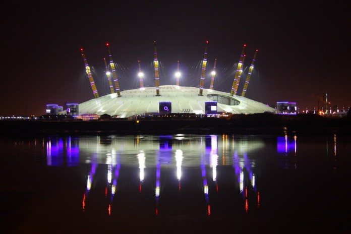 O2 Arena, Londra