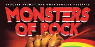 Monsters of Rock 2016 Germania