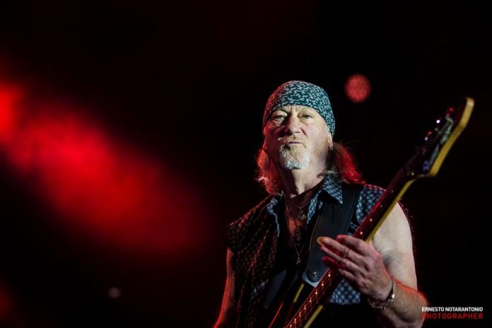 Deep Purple Roma 2015