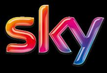 Logo di Sky Italia