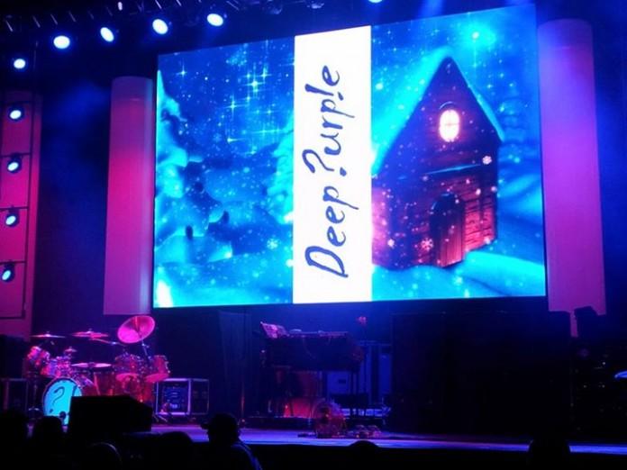 Deep Purple Natale 2015 O2 Arena