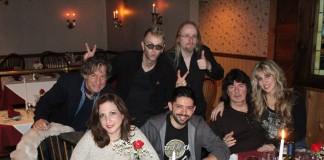Ritchie Blackmore's Rainbow ristorante 2015