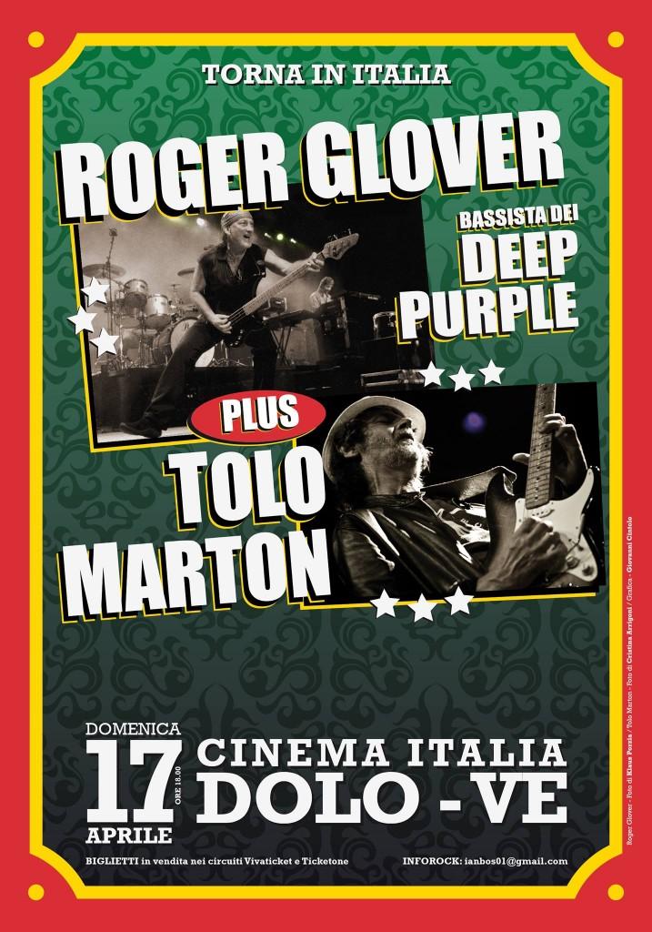Roger Glover Tolo Marton 2016