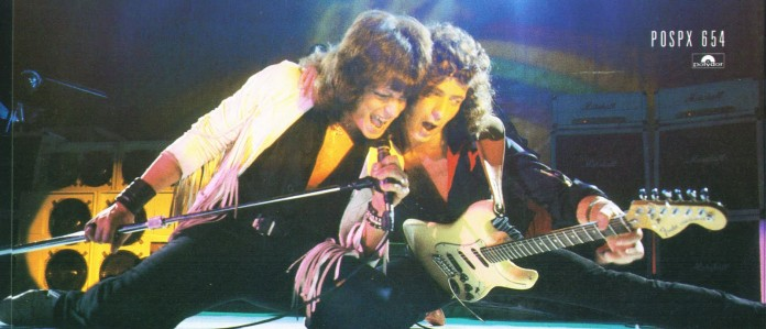 Joe Lynn Turner e Ritchie Blackmore