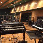 Deep Purple Studio Nashville 2016