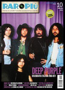 Raropiù 10 febbraio 2014 Deep Purple