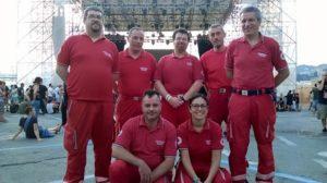 Croce Rossa Deep Purple Genova 2016