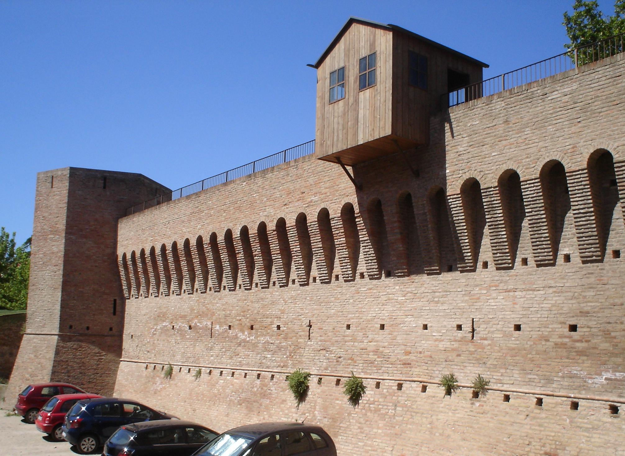 Ian paice a gatteo forl cesena castello malatestiano for Gardini per arredare gatteo fc