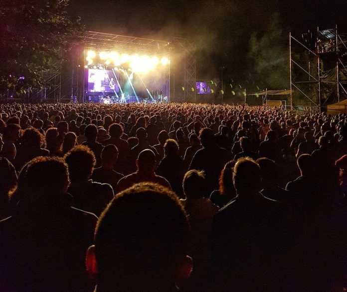Deep Purple Servigliano 2016