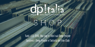 Negozio Deep Purple Italia
