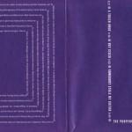 Deep Purple - Purpendicular Booklet
