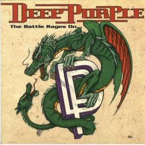 Copertina Deep Purple The Battle Rages On