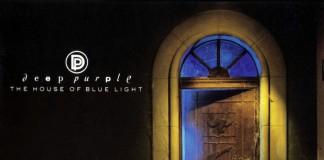 Copertina Deep Purple The House Of Blue Light