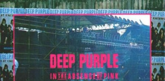 Deep Purple - In the Absence of Pink - copertina