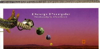 Deep Purple - Nobody's Perfect fronte