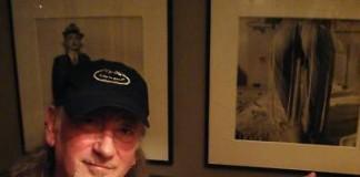 Dipinto di Roger Glover per l'associazione di beneficenza No Surrender