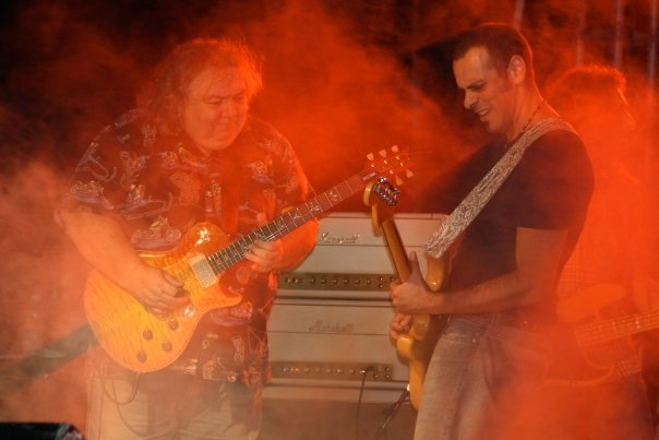 Bernie Marsden e Matt Filippini in concerto
