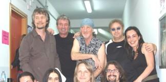 Volver e Deep Purple nel 2007