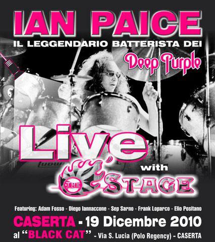 Ian Paice Caserta 2010