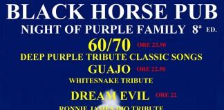 Deep Purple Night Como