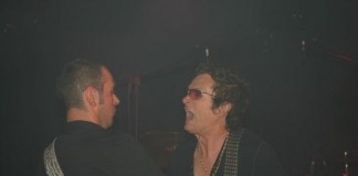 Matt Filippini e Glenn Hughes