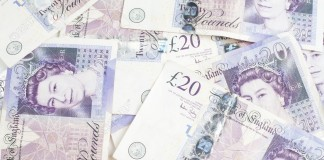 banconota 20 sterline