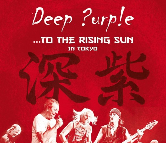 Deep Purple - To The Rising Sun (In Tokyo)