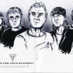 From the Setting Sun (in Wacken) DVD interno: ritratto dei Deep Purple