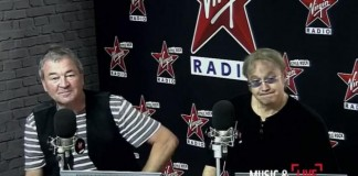 Deep Purple Virgin Radio Italy