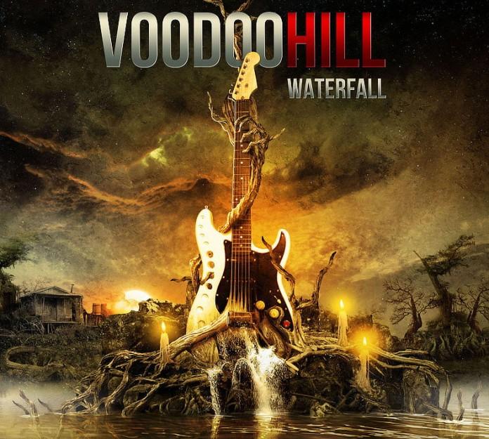 Voodoo Hill - Waterfall