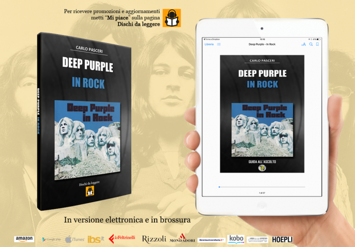 Carlo Pasceri Deep Purple In Rock