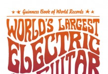 OmniArts World's Largest Electric Guitar Ensemble