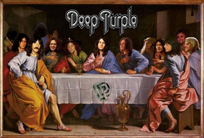 Deep Purple Ultima Cena